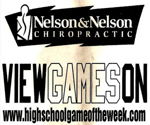 Nelson & Nelson - High School Game of the Week
